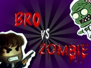 Play Bro vs Zombie