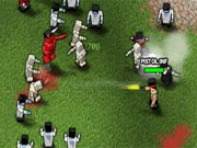 Boxhead: The Zombie Wars game