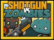 Play Shotgun vs Zombies