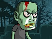 Zombie Head Switch Icon