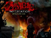 Play Zombie Infestation: Strain 116